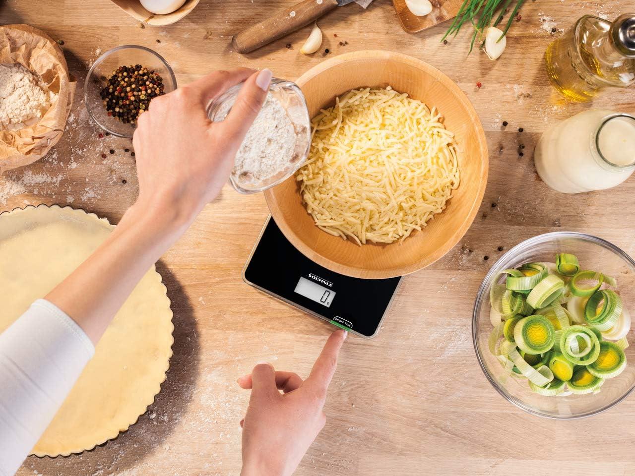 Soehnle 61500 Balance de cuisine Page Compact 100