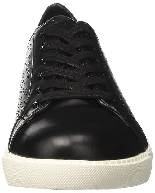 North Star 5416204, Zapatillas Altas para Mujer, Negro (Nero 6), 37 EU