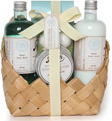 Gloss - caja de baño, caja de regalo para mujeres - Cesta del baño ...