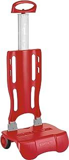 Safta, Carrello portavaligie Unisex rosso 30 cm 077039