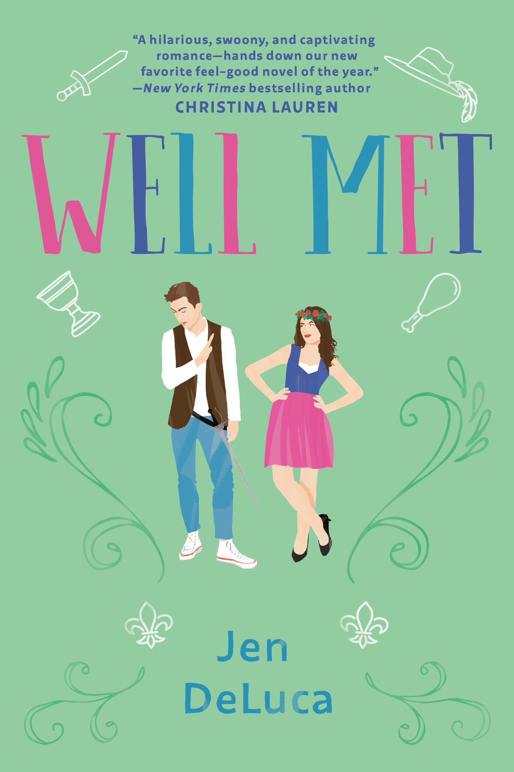 Image result for well met by jen deluca
