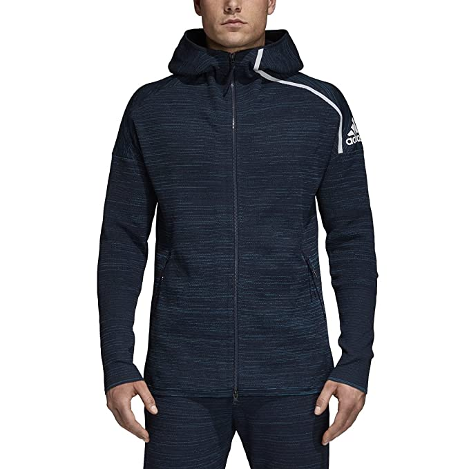 top design best sale 100% high quality Adidas Z.N.E. (Parley) Hoodie at Amazon Men's Clothing store