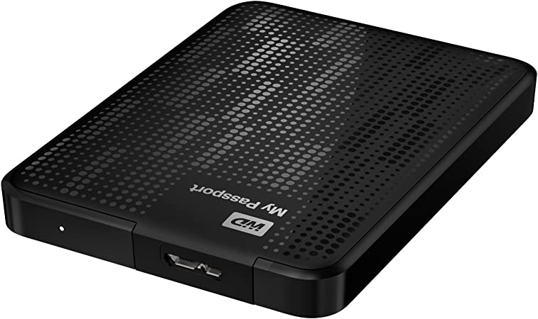 Western Digital Mypassport Ultra 1 Tb Externe Festplatte 6 4 Cm 2 5 Zoll Usb 3 0