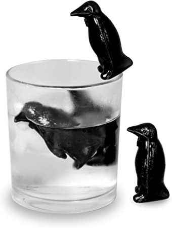 2020 Neue KücWP4form Silikon Eisbär Pinguin Jelly Choc Eiswürfel MoldB.cdWP4WP4