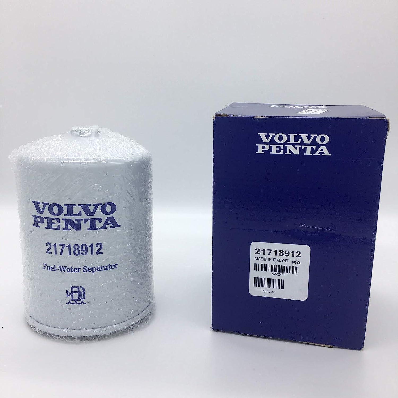 [QNCB_7524]  Amazon.com: Volvo Penta 21718912 Fuel Water Separator Replaces 3583443  Genuine OEM: Automotive | Truck Volvo Penta Fuel Filter |  | Amazon.com
