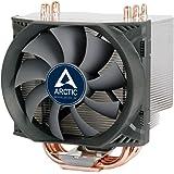 ARCTIC Freezer 13 CO - Refrigerador del procesador con ventilador PMW de 92 mm para rendir 24 horas- Refrigerador de la CPU para AMD: FM2+ / FM2 / FM1 / AM3 / AM3+ / AM2 / AMD 2+ / 939 / 754 Intel: 1366 / 1150 (Haswell) / 1155 / 1156 / 775 hasta 200 vatios de rendimiento térmico