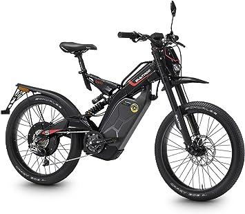 Bultaco. Brinco S. Motobici eléctrica negra para hacer cicloturismo ...