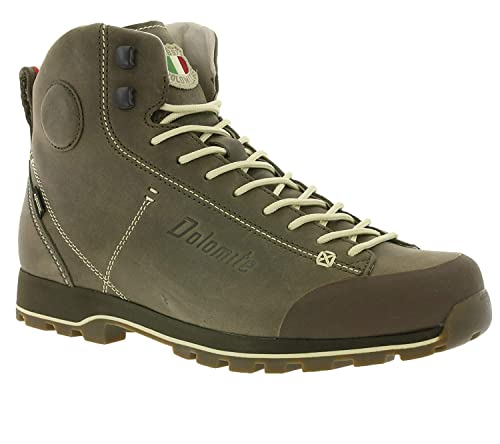 Dolomite Cinquantaquattro High FG Gore-TEX Real Leather Hiking Shoes Brown  247958-0386 e90e2b3d0b2