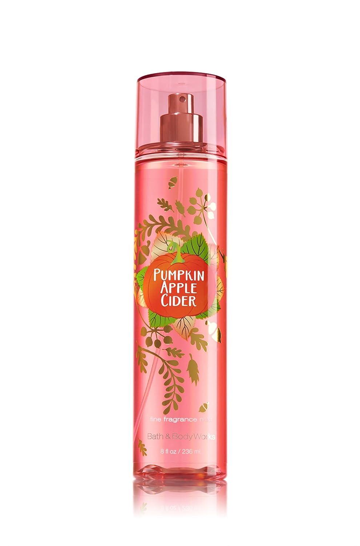 Amazon Com Bath Body Works Pumpkin Apple Cider Fragrance Mist 8 Ounce Full Size Beauty
