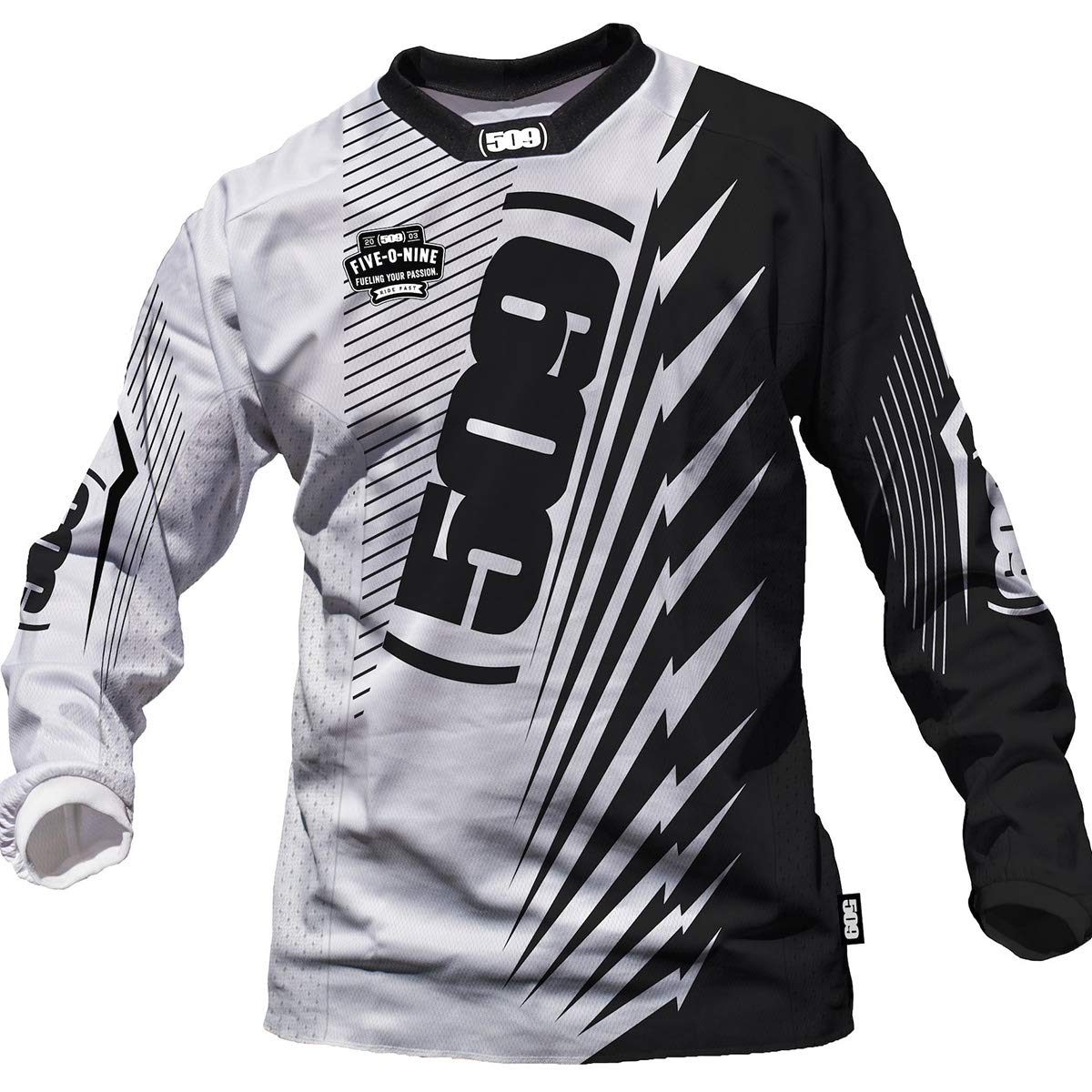 509 Voltage Jersey (White - X-Large)