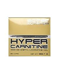 Scitec Nutrition - Hyper Carnitine - Acetyl L-Carnitin HCl - 90 Kapseln (NET WT. 122.7g)