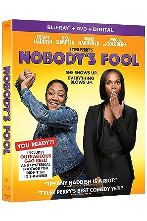 Amazon com: Nobody's Fool (2018) [Blu-ray]: Tiffany Haddish