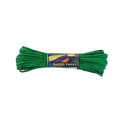 Amazon Kole Imports Sa665 Kelly Green Twisted Craft Paper