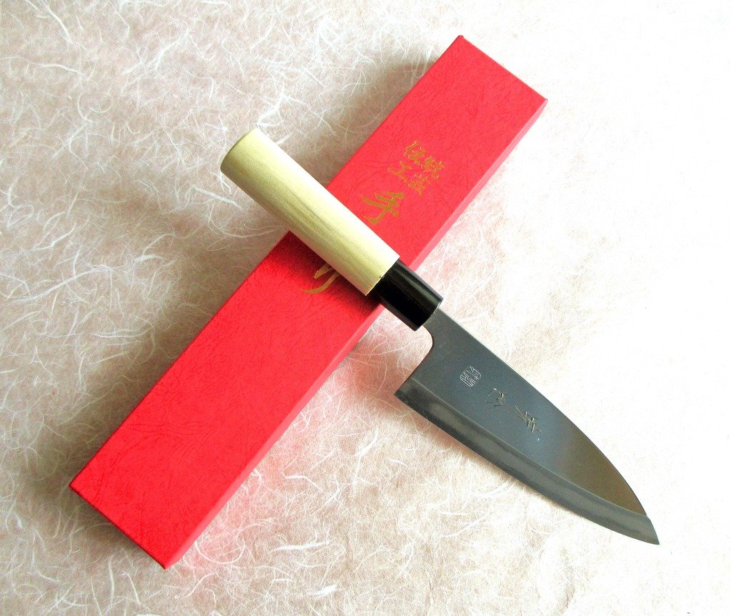 Amazon.com: SAKAI punto ajimasa, japonés cuchillo de cocina ...