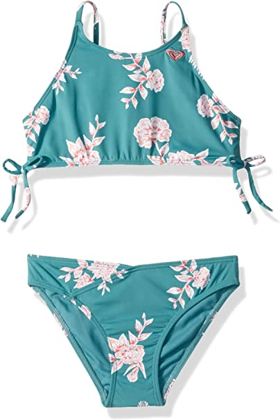 Amazon.com: Roxy - Bañador para niña, 7: Clothing
