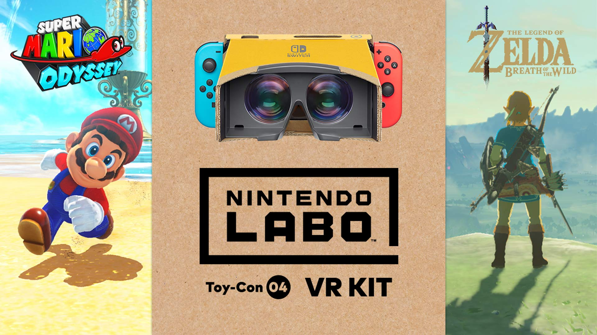 Nintendo Labo Toy-Con 04: VR Kit - Starter Set + Blaster - Switch by Nintendo (Image #9)
