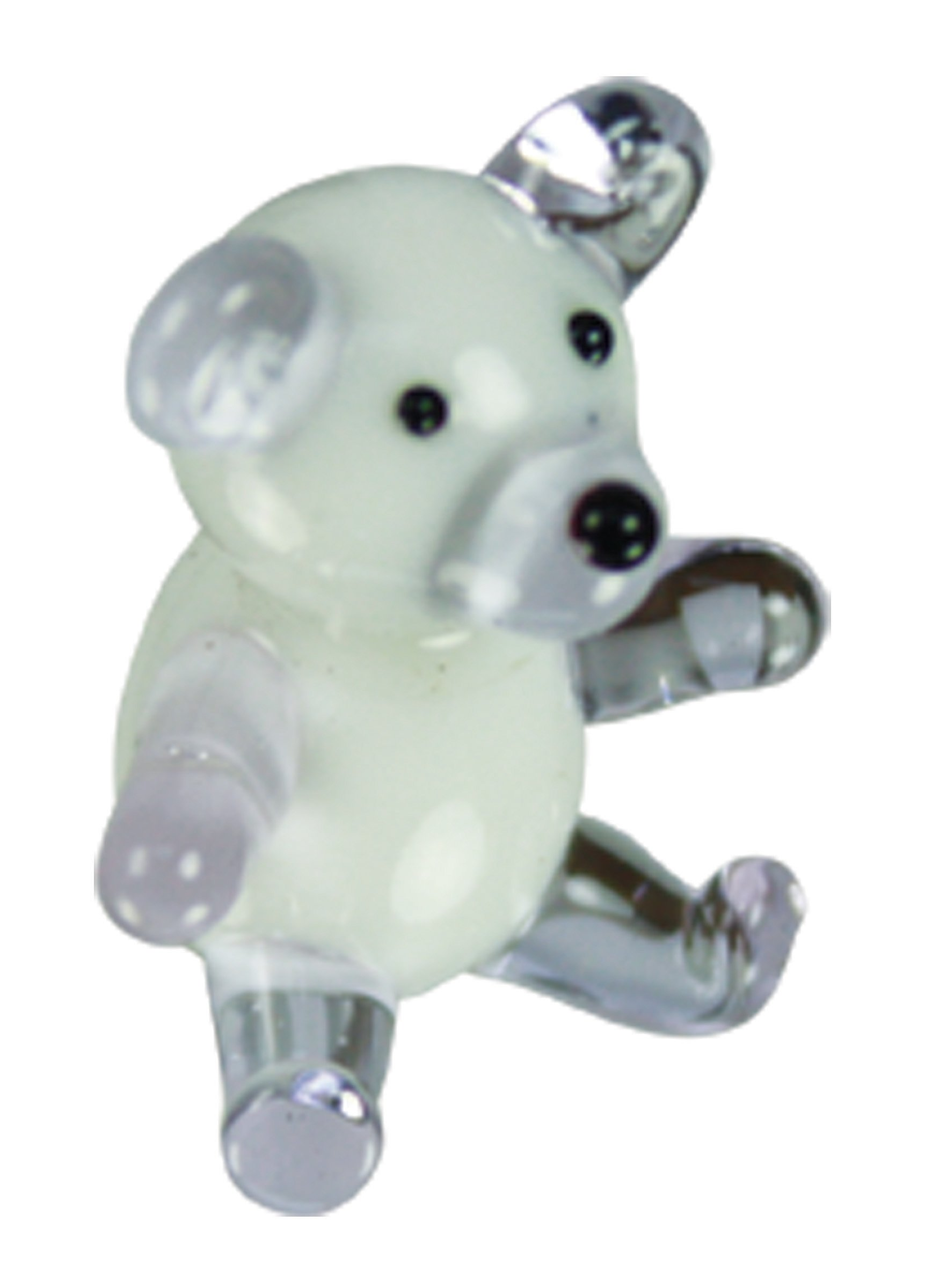 Looking Glass Ted E. the Bear Miniature Glass Collectible (Pack of 48)
