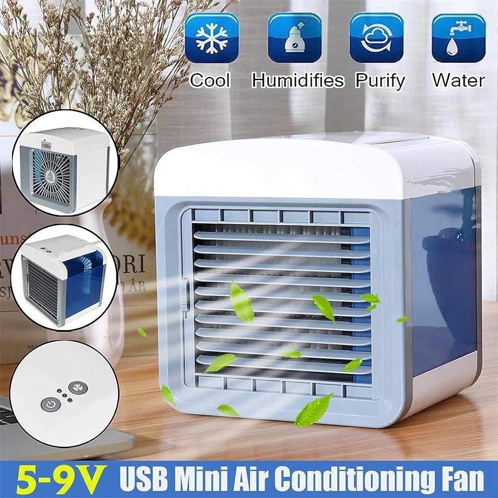 Keepwin🍒Enfriamiento Fresco Mini Enfriador Portátil USB Aire ...