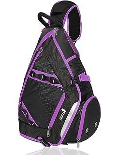 6723e84e63 SEEU 32L Oversized Sling Bag Backpack with Shoe Pocket