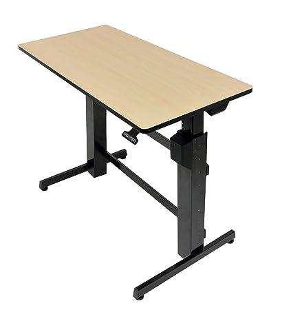 Exceptionnel Ergotron Workfit D Sit Stand Desk (24 271 928)