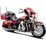 マイスト Maisto 1/12 ハーレー ダビッドソンHarley Davidson 2013 FLHTK Electra Glide オートバイ Motorcycle バイク Bike Model 32323 エレクトラグライド レッド [並行輸入品]