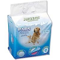 Arquivet Pads para Perros súper absorbentes - Empapadores higiénicos educativos para Perros - Empapadores Desechables…