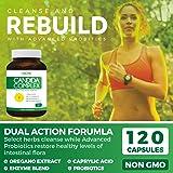 Candida Complex (Non-GMO) 120 Capsules - Extra