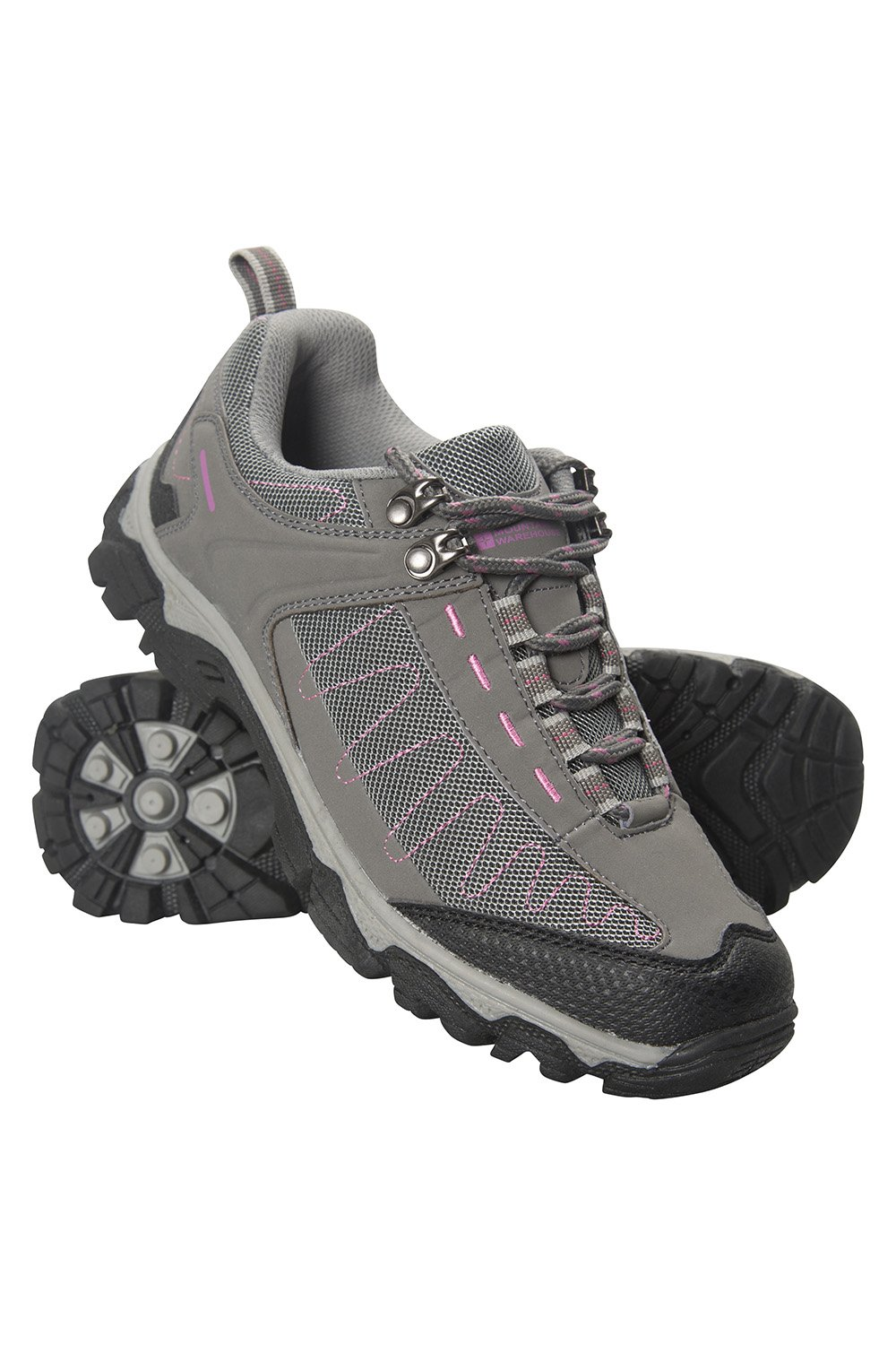 Mountain Warehouse Skyline Womens Walking Shoes - Ladies Hiking Boots 022079024007