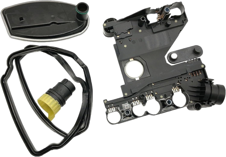 Connector OKAY MOTOR Transmission Conductor Plate Filter Gasket for Mercedes E320 CLK320 SLK320 ML320 Crossfire 722.6