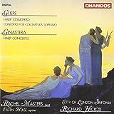 Gliere: Concerto for Harp and Orchestra/Concerto For Coloratura Soprano And Orchestra/Ginastera: Concerto For Harp