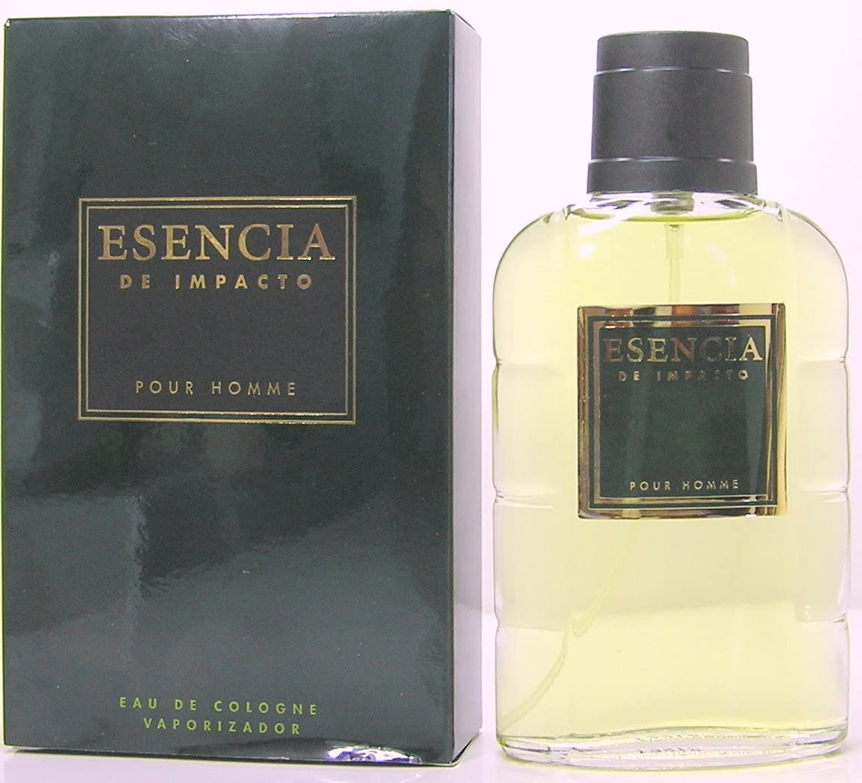 Esencia de impacto pour Homme Eau de cologne 100 ml spray: Amazon.es: Belleza