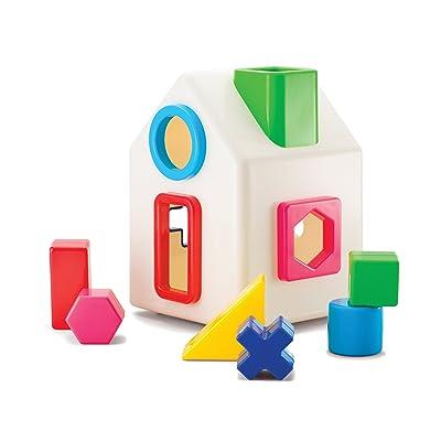 Kid O Shape Sorting House - Classic Sorter, Model:10368K: Toys & Games