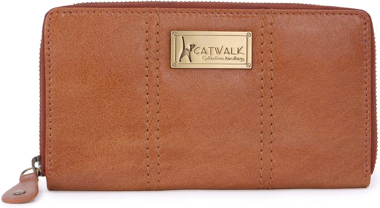 RFID - CATWALK COLLECTION - GALLERY - Billetera/Cartera de uso diario - Con caja de regalo - Cuero