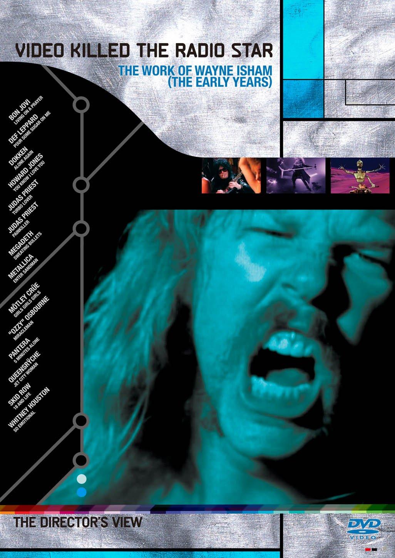 Video Killed the Radio Star [Alemania] [DVD]: Amazon.es: the Work of Wayne Isham: Cine y Series TV