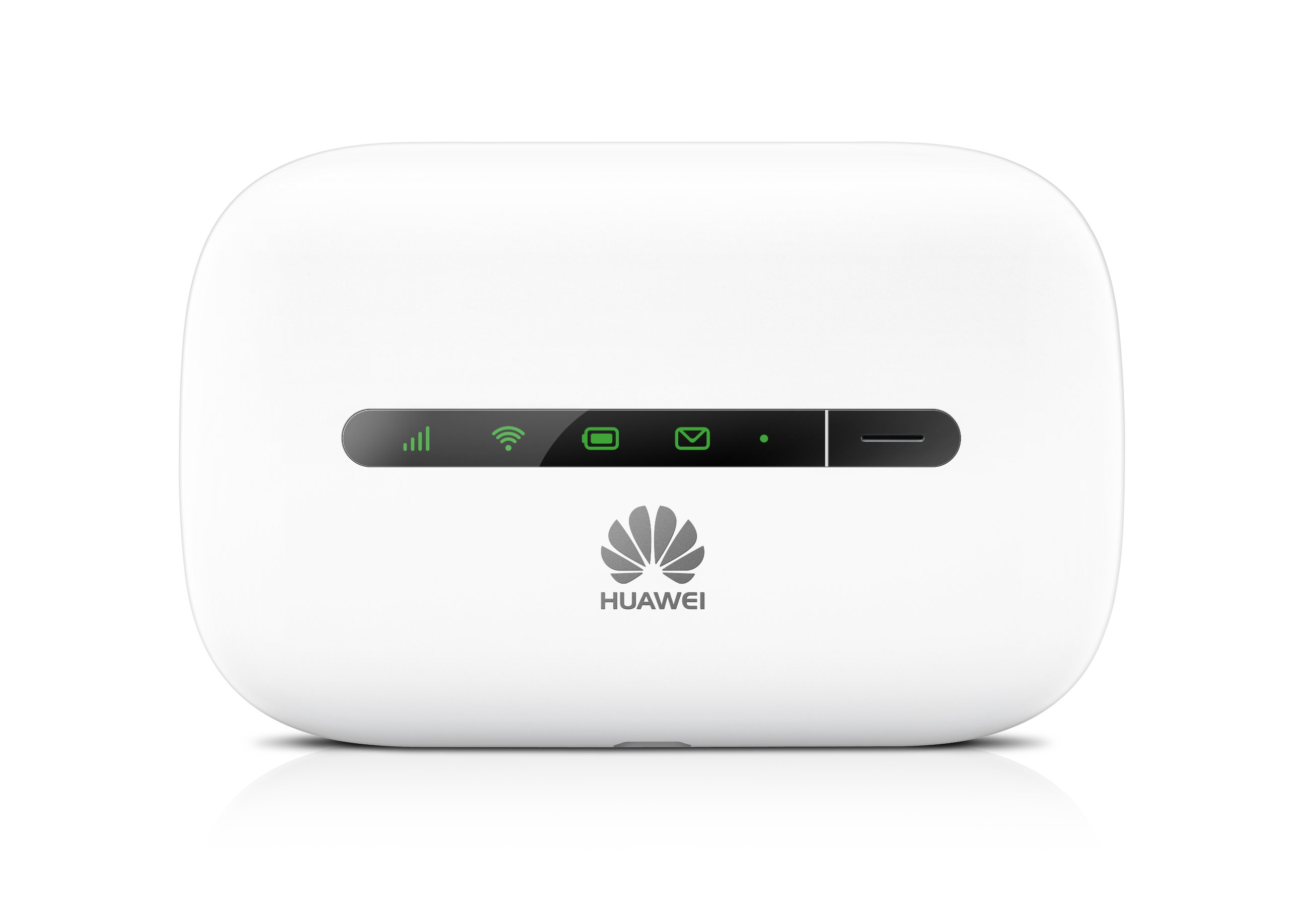 Huawei E5330Bs-2 3G Mobile WiFi Hotspot (3G in Europe, Asia, Middle East & Africa), OEM/ORIGINAL from Huawei. White by HUAWEI (Image #1)