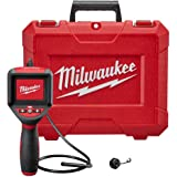 """Milwaukee Electric Tool 2309-20 M-Spector Inspection Scope Kit, 9 mm, 4.92 """" x 10.55 """" x 13.39"""""""