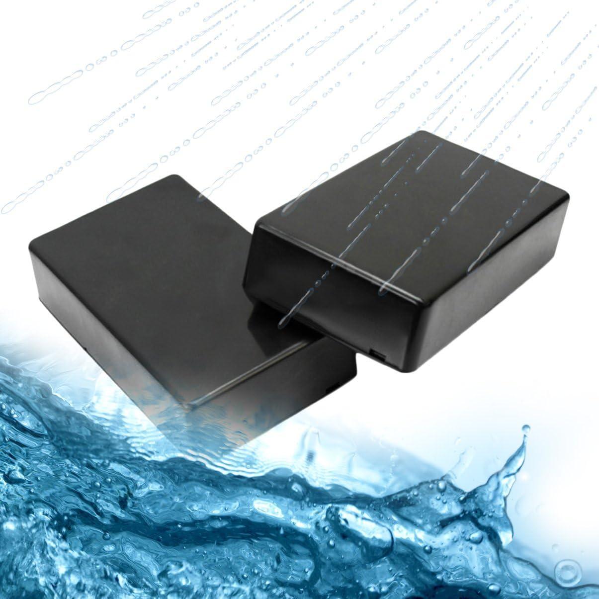 5Pcs DIY Plastic Electronic Project Box Enclosure Instrument 100x60x25mm Electronics Stocks Power Waterproof Box