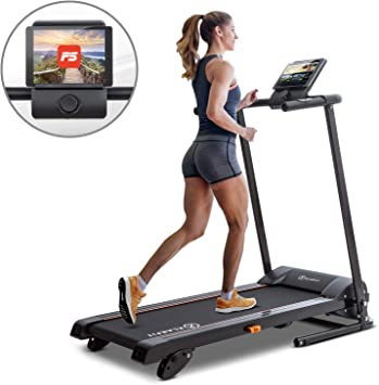 Klarfit Treado Advanced 2.0 Black Edition - Cinta para correr ...