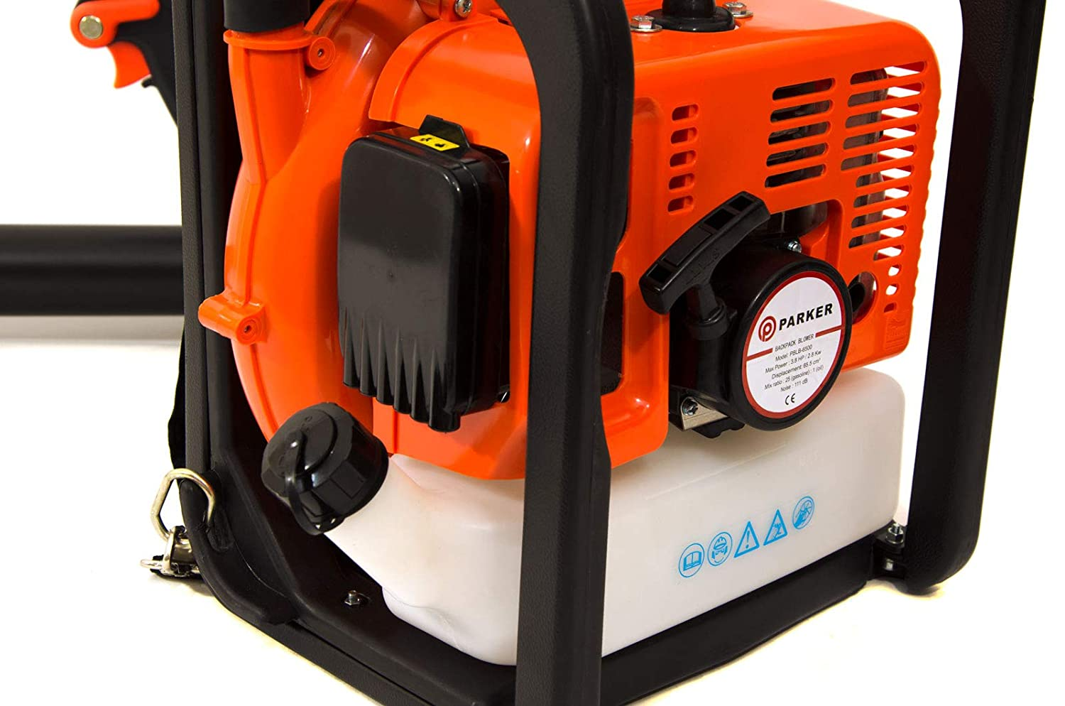 65cc Petrol Backpack Leaf Blower, Extremely Powerful ...