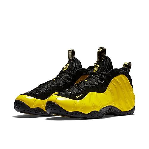 fed31679dd Nike Kids Little Posite One (GS) Opti Yellow/Black 644791-701 (7Y ...