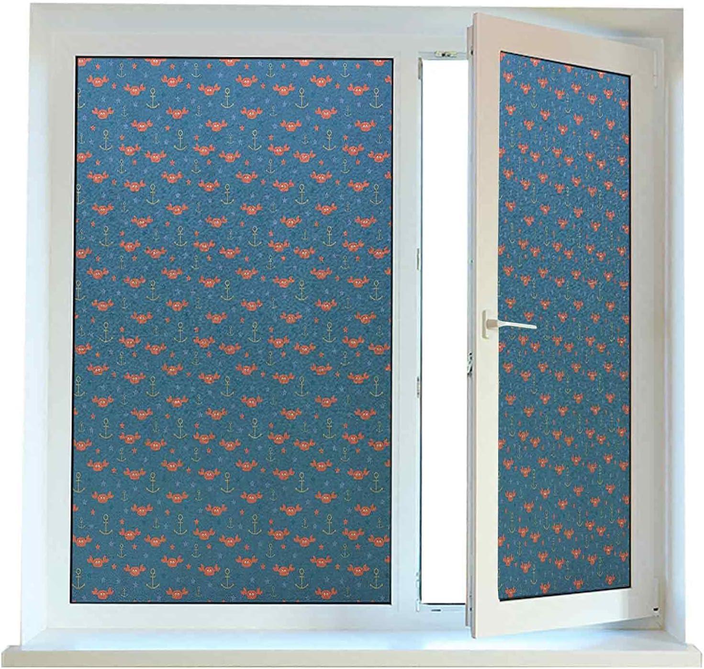 Window Privacy Film Under The Sea Film Window 17