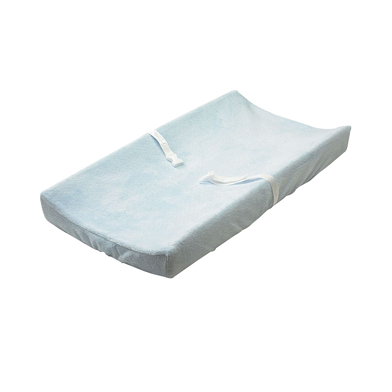 Summer Infant Ultra Plush Changing Pad Cover 2 Pack Blue SG/_B0097ZFMDY/_US AM-SUMR-UPCP-2PBX