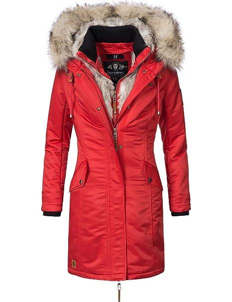 hot sale online 5bdcf 44ddb Navahoo Damen Wintermantel Winterparka Daylight 6 Farben XS-XXL