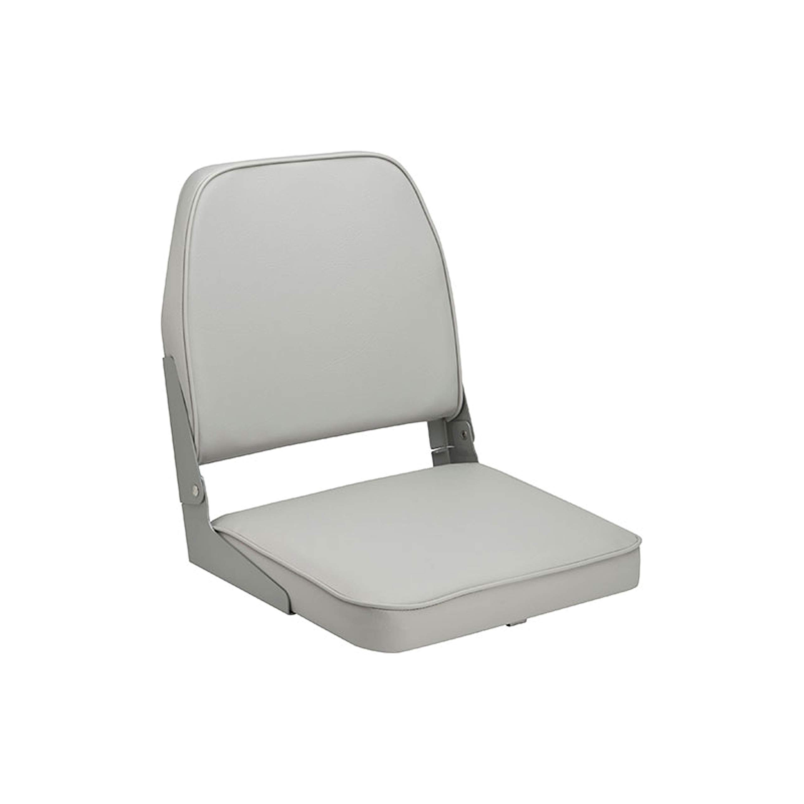Attwood 98395GY Low Back Fishing Seat - Grey by attwood