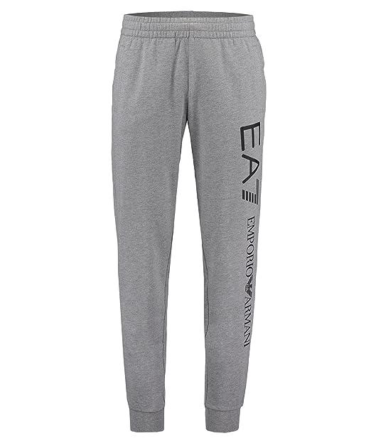 620e0b2331 Pantaloni EA7 Emporio Armani 7 ea felpa tuta uomo 8NPPA1 elastico ...