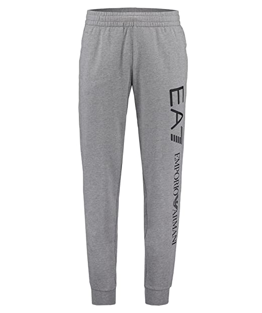 e2a5c62c93d328 Pantaloni EA7 Emporio Armani 7 ea felpa tuta uomo 8NPPA1 elastico sotto  polsino: Amazon.it: Abbigliamento