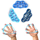 RitFit Best Finger & Exerciser Stretcher by, Hand Extensor Exerciser,Finger Grip Trainer for Relieve Joint Pain, Injury Rehabilitation,Relaxation & Grips Workout