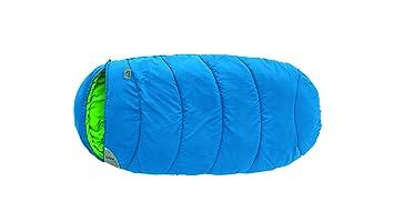 Easy Camp Ellipse Junior Saco de dormir para niños blue