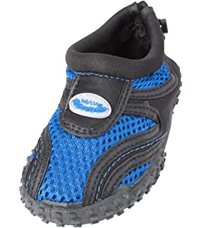ffaa6d381ae11b Amazon.com: The Wave Childrens Kids Wave Water Shoes Pool Beach Aqua ...