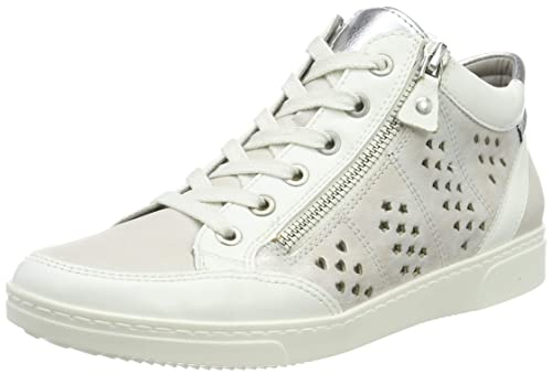 Wmns SneakerWeissPuder Jenny Nike Damen Tanjun Hohe wZiTOPlXku